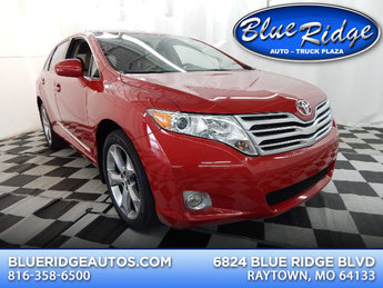 2012 Toyota Venza LE 4 Door AWD SUV 3.5L V6 Engine Automatic