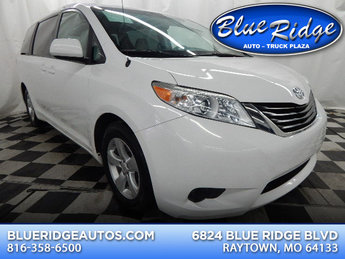 2012 Toyota Sienna LE Automatic 4 Door 3.5L V6 Engine Crossover