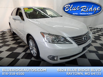 2011 Lexus ES 350 Base FWD Sedan 4 Door Automatic