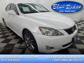 2008 Lexus IS 250 Base Sedan Automatic RWD 4 Door