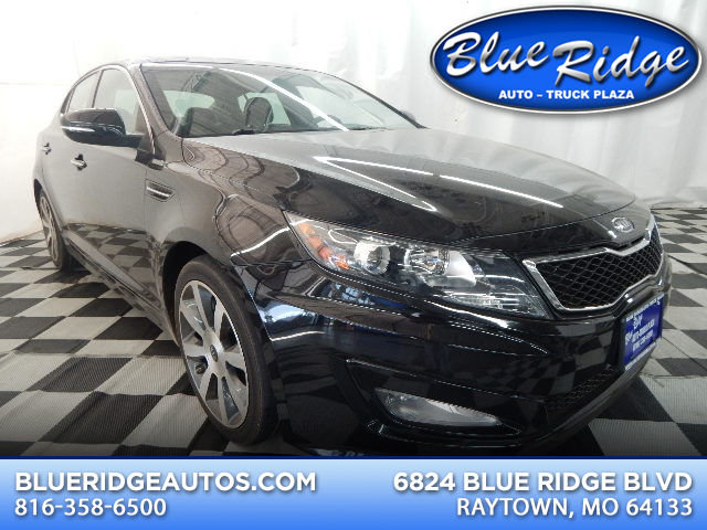 2011 Kia Optima SX FWD 4 Door Sedan Automatic 2.0L 4 cyls Engine