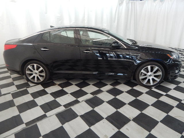 2011 Kia Optima SX Automatic 4 Door 2.0L 4 cyls Engine FWD