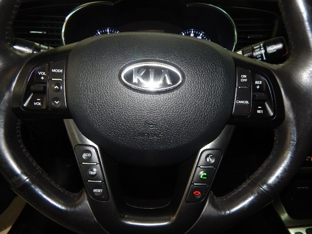 2011 Kia Optima SX Sedan 4 Door 2.0L 4 cyls Engine