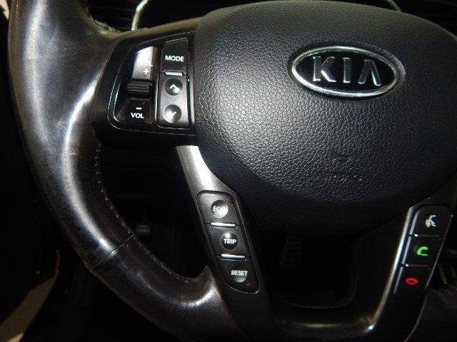 2011 Kia Optima SX FWD Automatic Sedan