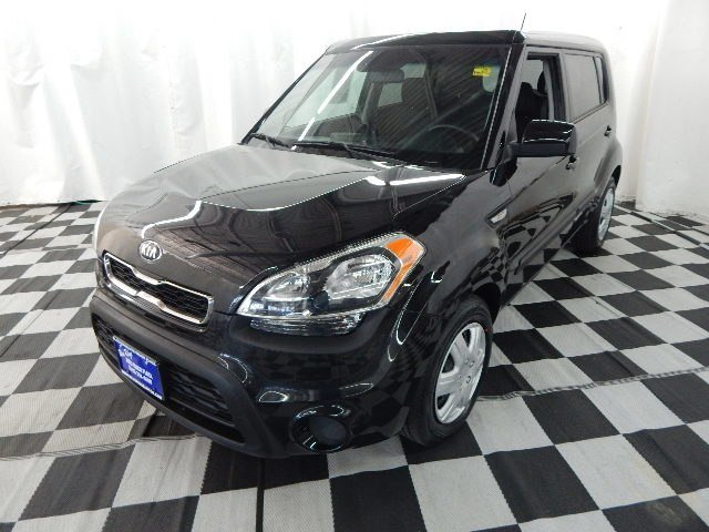2013 Kia Soul Base Automatic Crossover FWD 4 Door