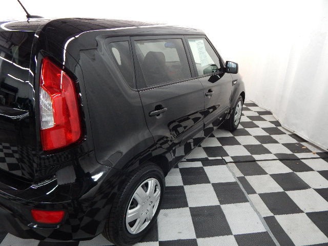 2013 Kia Soul Base Automatic 4 Door Crossover FWD