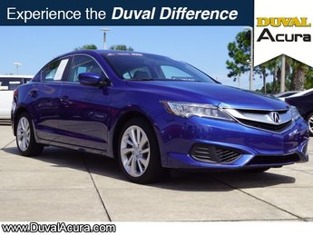 2016 Acura ILX 2.4L Automatic FWD Sedan 4 Door
