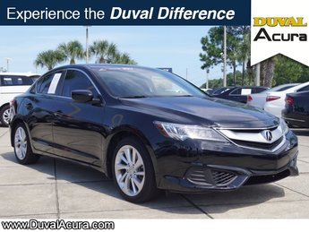 2017 Acura ILX Base 2.4L I4 DOHC i-VTEC 16V Engine FWD 4 Door Automatic Sedan