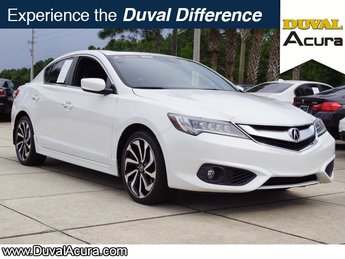 2016 Acura ILX 2.4L w/Premium & A-SPEC Packages FWD 2.4L I4 DOHC i-VTEC 16V Engine Automatic