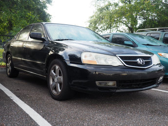 2003 Nighthawk Black Pearl Acura TL Type S Sedan 3.2L V6 SOHC VTEC 24V Engine FWD 4 Door Automatic
