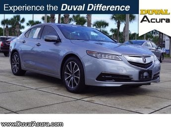 2016 Acura TLX V6 3.5L V6 SOHC VTEC 24V Engine 4 Door Sedan