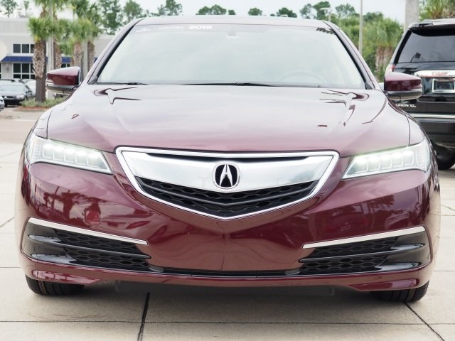 2015 Acura TLX V6 3.5L V6 SOHC VTEC 24V Engine FWD Sedan Automatic 4 Door