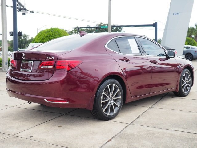 2015 Acura TLX V6 Sedan 4 Door FWD 3.5L V6 SOHC VTEC 24V Engine Automatic
