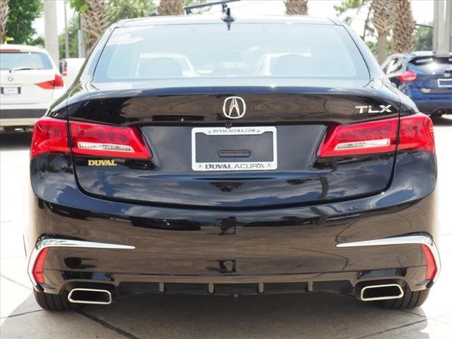 2018 Acura TLX V6 w/Technology Pkg FWD 4 Door Sedan Automatic 3.5L V6 SOHC VTEC 24V Engine