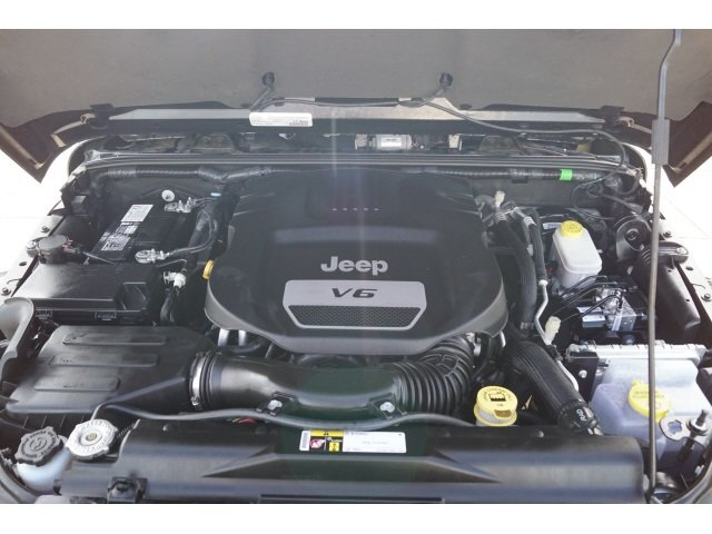 2016 Jeep Wrangler Rubicon Hard Rock 3.6L V6 24V VVT Engine 4X4 Automatic