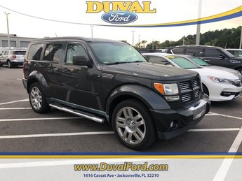 2011 Dodge Nitro Heat 4 Door Automatic 4X4 SUV