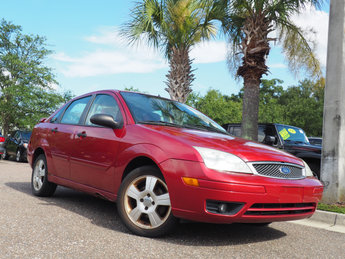 2005 Ford Focus ZX4 Sedan FWD 4 Door Duratec 2.0L I4 DOHC Engine Manual