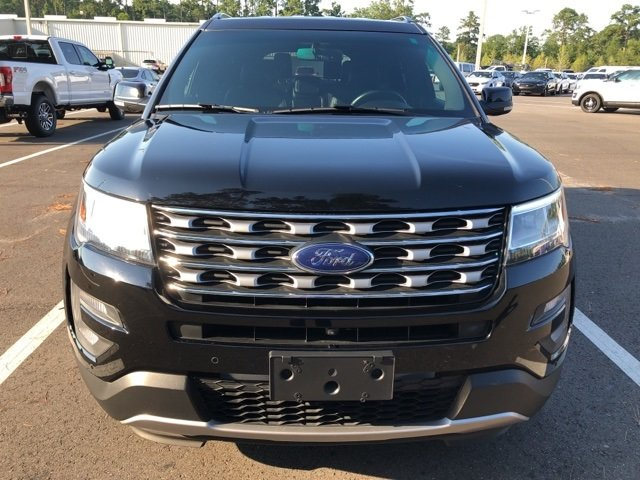 2017 Ford Explorer Limited SUV FWD Automatic