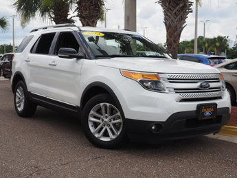 2013 Ford Explorer XLT 4 Door Automatic 3.5L 6-Cylinder SMPI DOHC Engine SUV