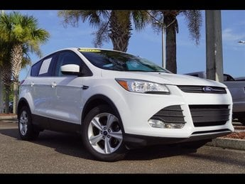 2015 Ford Escape SE Automatic 4 Door FWD EcoBoost 1.6L I4 GTDi DOHC Turbocharged VCT Engine