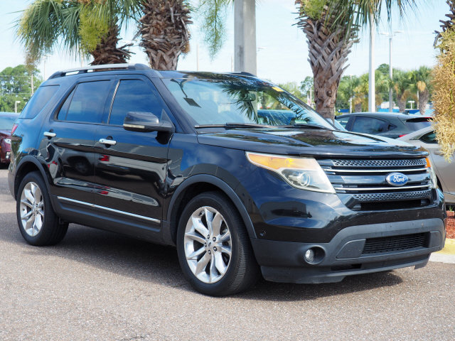 2012 Ford Explorer Limited 4 Door FWD 3.5L V6 Ti-VCT Engine