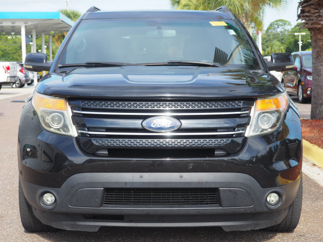 2012 Tuxedo Black Metallic Ford Explorer Limited 4 Door Automatic FWD 3.5L V6 Ti-VCT Engine