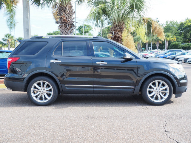 2012 Ford Explorer Limited 4 Door Automatic FWD 3.5L V6 Ti-VCT Engine