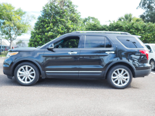 2012 Ford Explorer Limited Automatic FWD 3.5L V6 Ti-VCT Engine 4 Door
