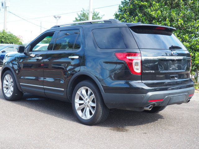 2012 Ford Explorer Limited Automatic 3.5L V6 Ti-VCT Engine FWD