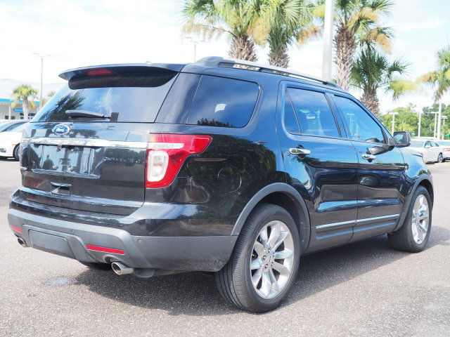 2012 Ford Explorer Limited 3.5L V6 Ti-VCT Engine FWD SUV Automatic 4 Door