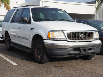 2000 Ford Expedition XLT SUV 4.6L SOHC Engine RWD 4 Door Automatic