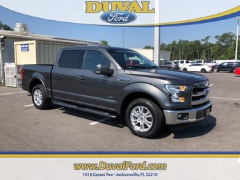 2015 Ford F-150 Lariat Automatic 2.7L V6 EcoBoost Engine 4 Door