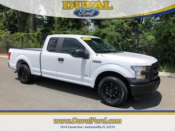 2016 Ford F-150 XL 2.7L V6 EcoBoost Engine RWD 4 Door Automatic
