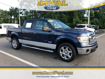 2014 Ford F-150 XLT 4 Door Truck Automatic RWD