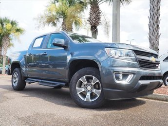 2017 Chevrolet Colorado 4WD Z71 Automatic 4X4 Truck V6 Engine