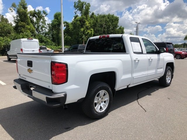 2018 Chevrolet Silverado 1500 LT Truck V8 Engine RWD 4 Door Automatic