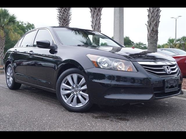2011 Honda Accord EX 4 Door FWD Automatic Sedan 2.4L I4 DOHC i-VTEC 16V Engine
