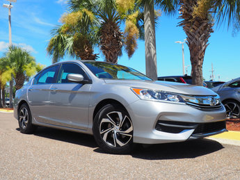 2016 Honda Accord LX 4 Door Automatic (CVT) Sedan