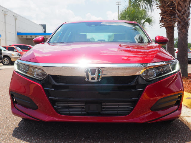 2018 Honda Accord LX I4 DOHC 16V Turbocharged Engine Sedan 4 Door