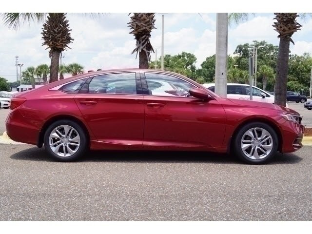 2018 Honda Accord LX Sedan FWD 4 Door