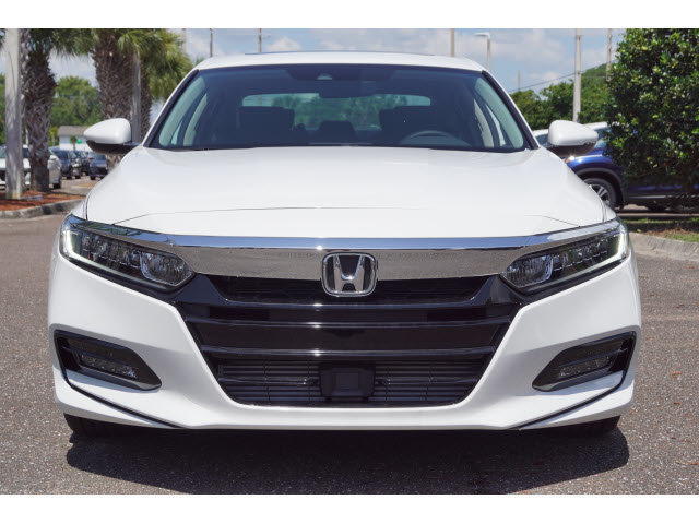 2018 Honda Accord EX-L I4 DOHC 16V Turbocharged Engine Automatic (CVT) Sedan 4 Door