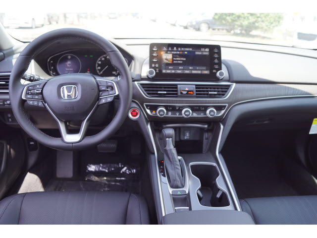 2018 Honda Accord EX-L FWD 4 Door Sedan Automatic (CVT) I4 DOHC 16V Turbocharged Engine