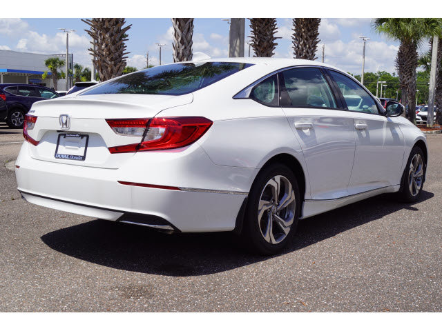 2018 Honda Accord EX-L 4 Door Automatic (CVT) I4 DOHC 16V Turbocharged Engine Sedan FWD