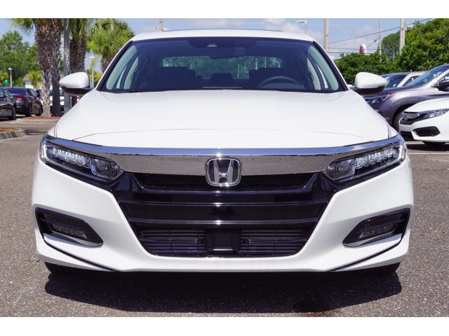 2018 Honda Accord EX-L I4 DOHC 16V Turbocharged Engine Sedan 4 Door FWD