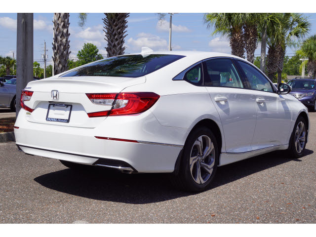2018 Honda Accord EX-L FWD I4 DOHC 16V Turbocharged Engine Sedan Automatic (CVT)
