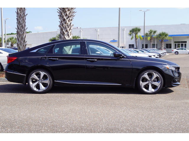 2018 honda accord touring fwd sedan for sale in jacksonville fl ja010354. Black Bedroom Furniture Sets. Home Design Ideas