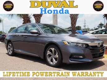 2018 Honda Accord EX-L 2.0T Automatic Sedan FWD