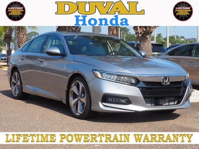 2018 Honda Accord Touring 2.0T 4 Door Automatic I4 DOHC 16V Turbocharged Engine