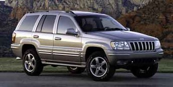 2003 Jeep Grand Cherokee Overland SUV PowerTech 4.7L V8 High-Output Engine 4X4 Automatic 4 Door