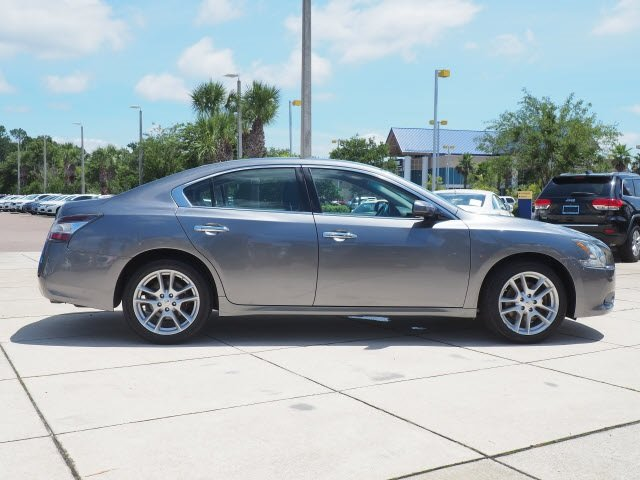 2014 Nissan Maxima 3.5 S FWD Sedan Automatic (CVT) 3.5L V6 DOHC 24V Engine 4 Door